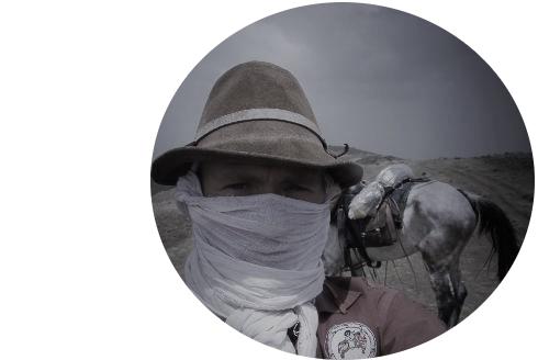 Yves-Marie Stranger on the Zara Yacob Trail