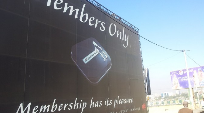 Membership has its pleasures