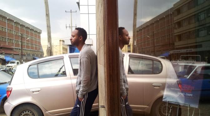 A hyphenated Ethiopian