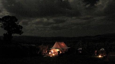 Sheltering under Ethiopian Skies
